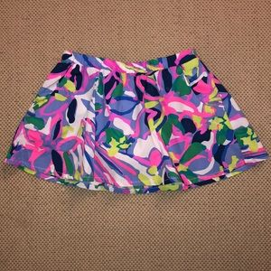 Lilly Pulitzer girl's skort